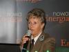 Możliwości wykorzystania drewna LP na potrzeby branży energetycznej przedstawiła Maria Michalska, z-ca dyrektora, Regionalna Dyrekcja Lasów Państwowych w Katowicach