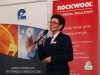 Serwis techniczny Rockwool w obszarze oszczędności energii cieplnej w zakładach  przemysłowych omówiła Agnieszka Lisikiewicz, marketing manager z ROCKWOOL Technical Insulation