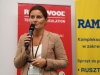 Szanse dla przedsiębiorstw wynikające z ustawy o efektywności energetycznej z dnia 15 kwietnia 2011 r. oraz metodyka wsparcia przedsiębiorstw w pozyskiwaniu świadectw efektywności energetycznej - wnioski, doświadczenia i rekomendacje zaprezentowała Katarzyna Zaparty-Makówka, z-ca dyrektora, Polsko-Japońskie Centrum Efektywności Energetycznej, Krajowa Agencja Poszanowania Energii SA