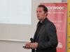 """Andreas Gürtler, foundation director, European Industrial Insulation Foundation zaprezentował temat """"Minimalizacja strat energii w procesach przemysłowych w kontekście europejskiej dyrektywy o efektywności energetycznej"""""""