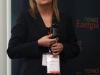 Kinga Żelechowska, prezes zarządu, Bamex Sp. z o.o. zaprezentowała firmę  jako producenta włókniny szklanej i innych materiałów izolacyjnych